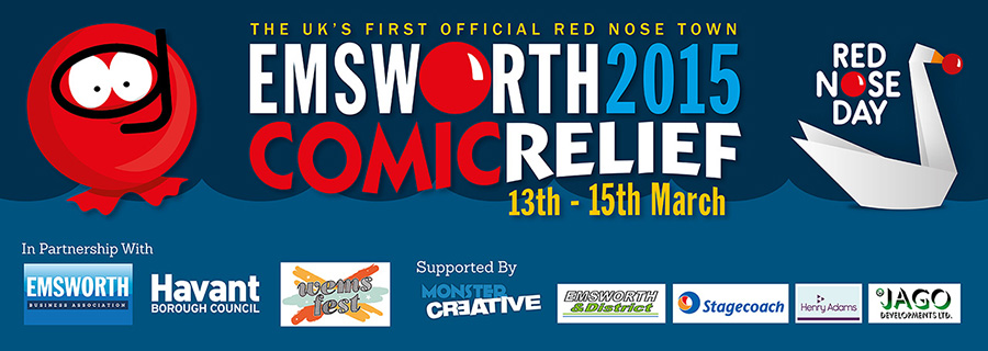 Comic Relief Emsworth 2015
