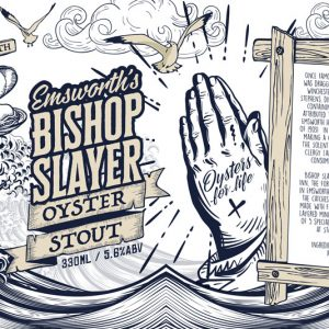 Bishops Slayer Stout - Arriving Soon
