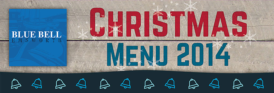 Christmas 2014 At The Blue Bell Emsworth