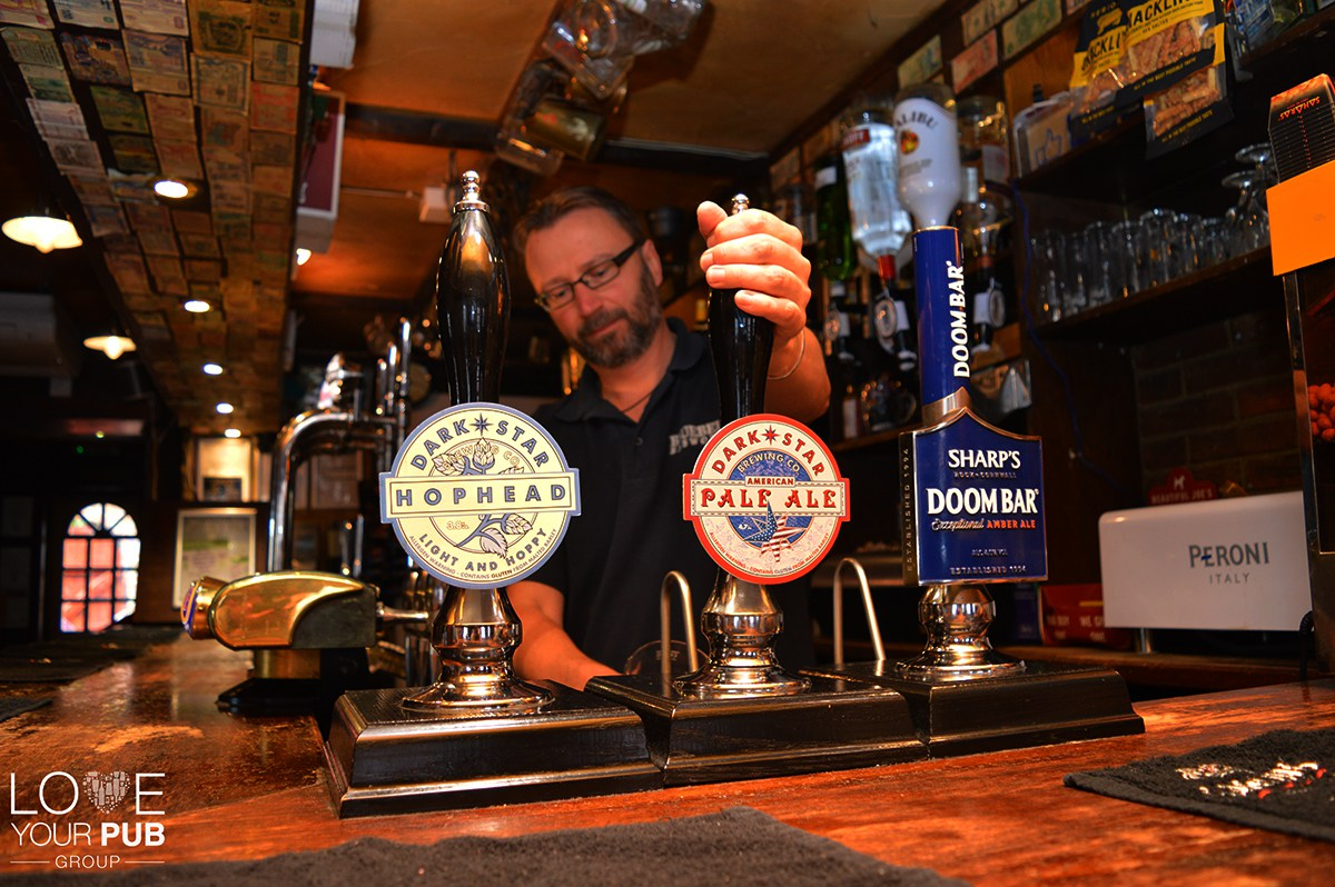 Cask Marque Approved Hampshire Pubs – Loveyourpub.co.uk