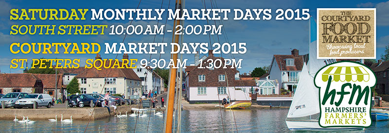Emsworth Market Days 2015