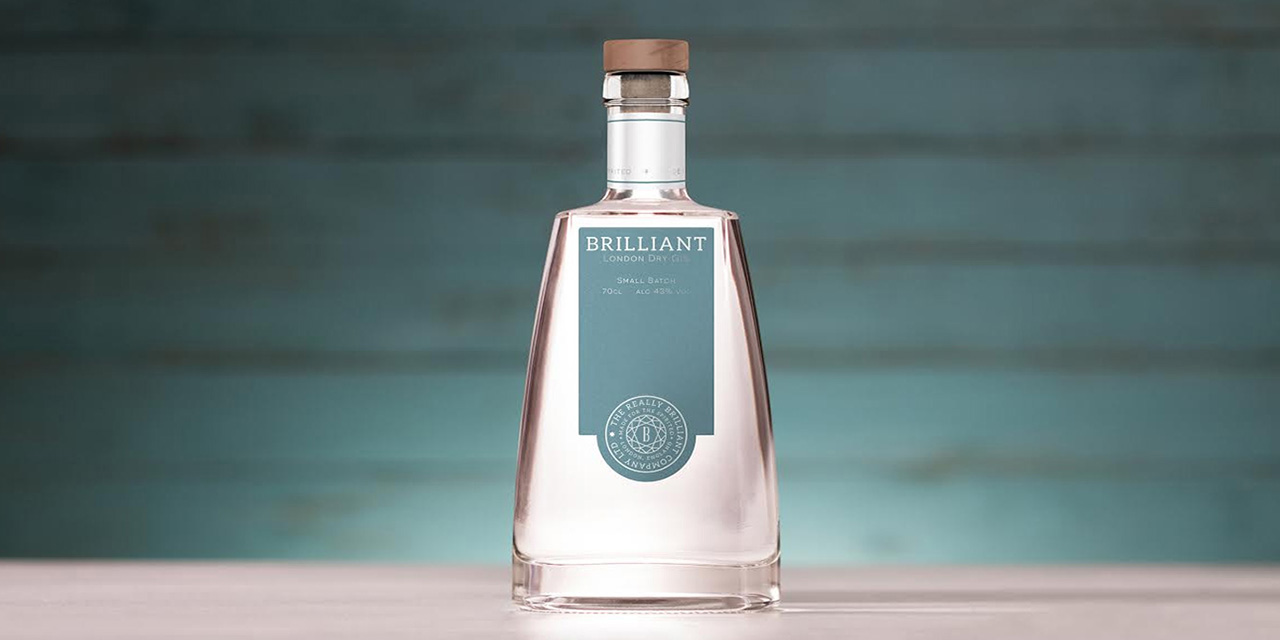 Gin of the Week – 'Brilliant Gin' Join us for a free tasting